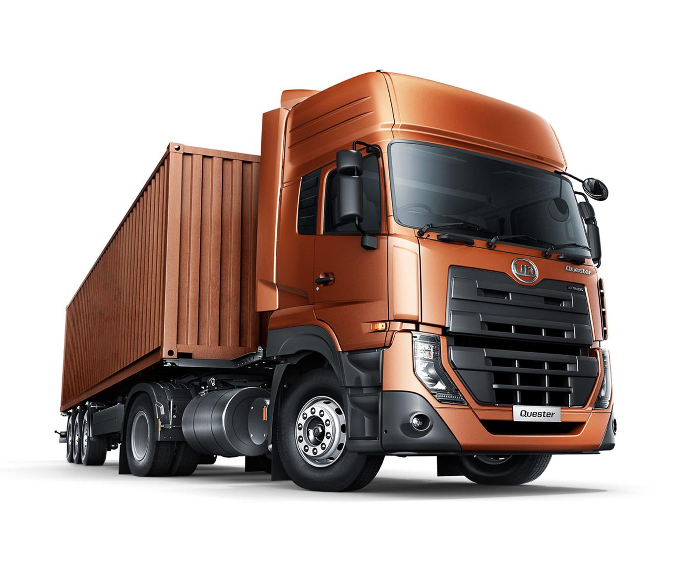 Volvo Launches Ud Trucks Quester For Growth Markets