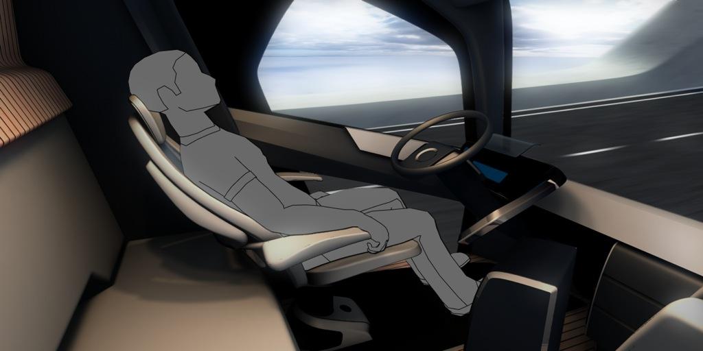 Volvo Reveals Concept Truck 2020 - autoevolution