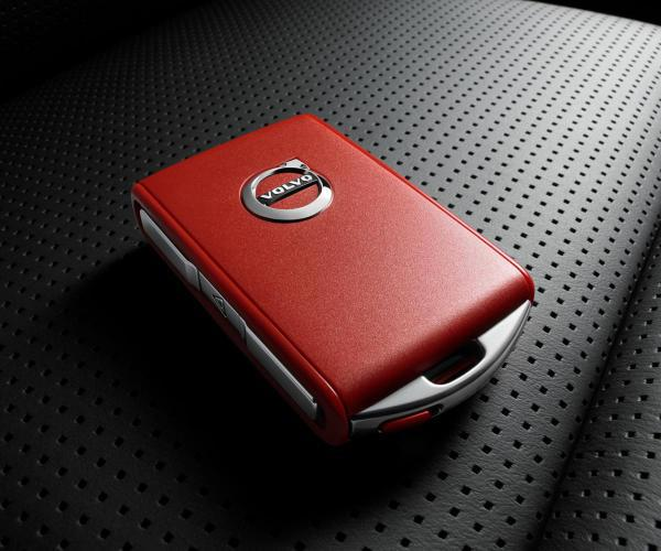 Volvo's XC90 SUV Has A Red Key, It Comes With Speed And Volume Restrictions - autoevolution
