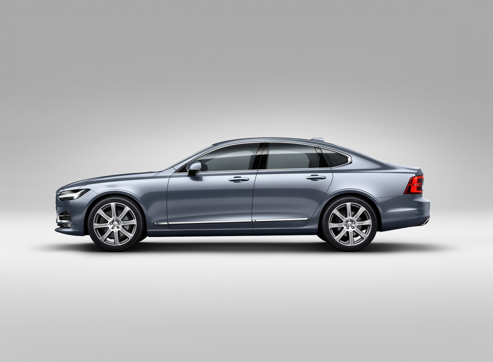 Volvo S90 And V90 Will Predictably Get Hybrid Performance Polestar Versions Autoevolution