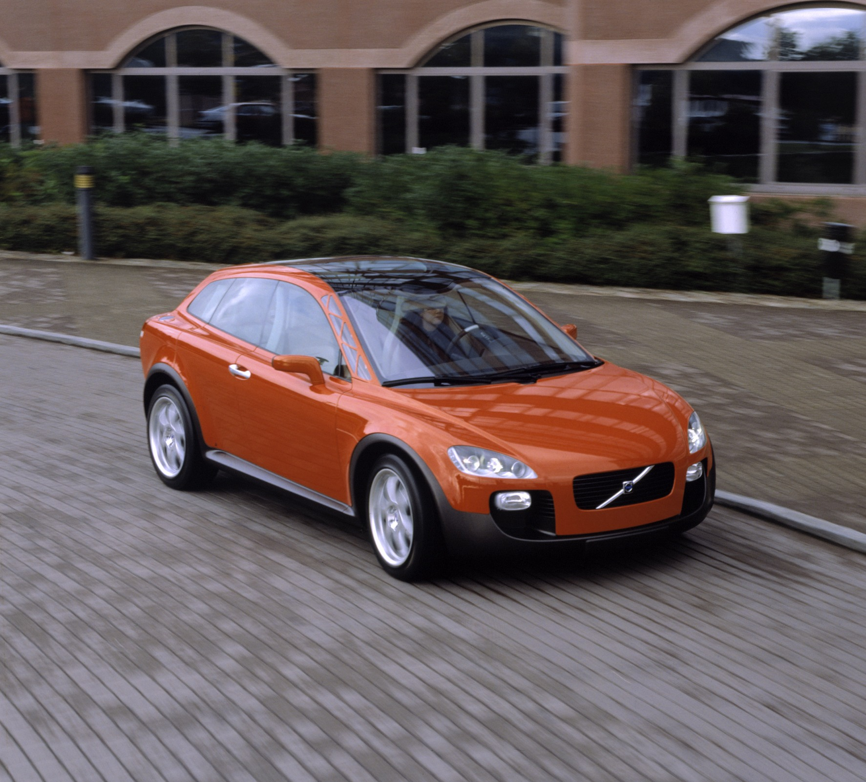 Volvo C30 Rendered With S90 Front Must Be Built