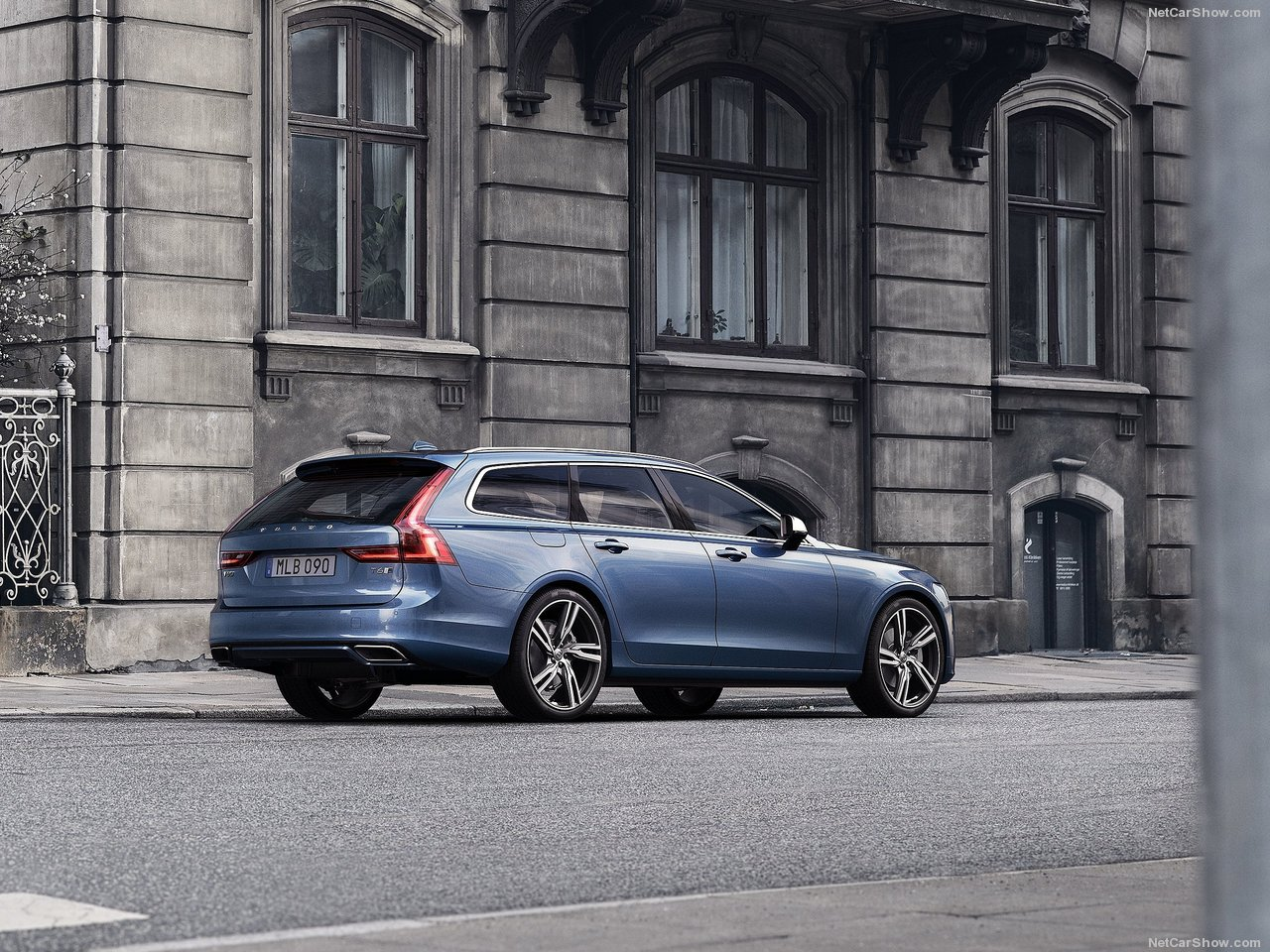 Volvo V90 Polestar Rendering: Why We Want a Performance Hybrid Wagon from Sweden - autoevolution