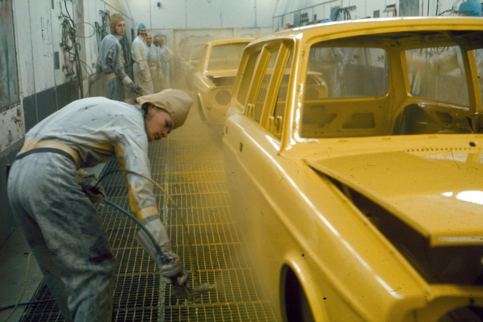 Volvo Torslanda Plant Celebrates 50th Anniversary