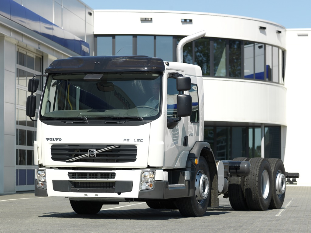 Volvo Trucks Launches New Low Entry Cab Variant For The
