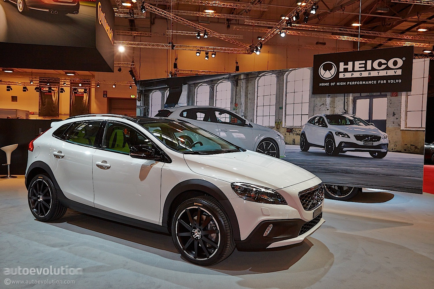 Volvo Tuner Heico Sportiv Brings A Trio Of Swedes At Essen