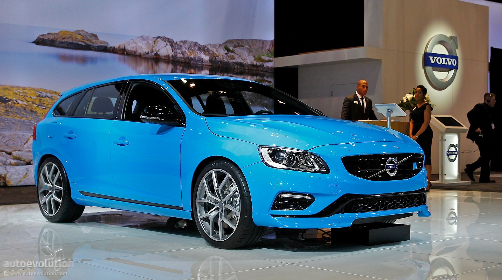 h auto live chicago volvo photos and polestar show debut at news