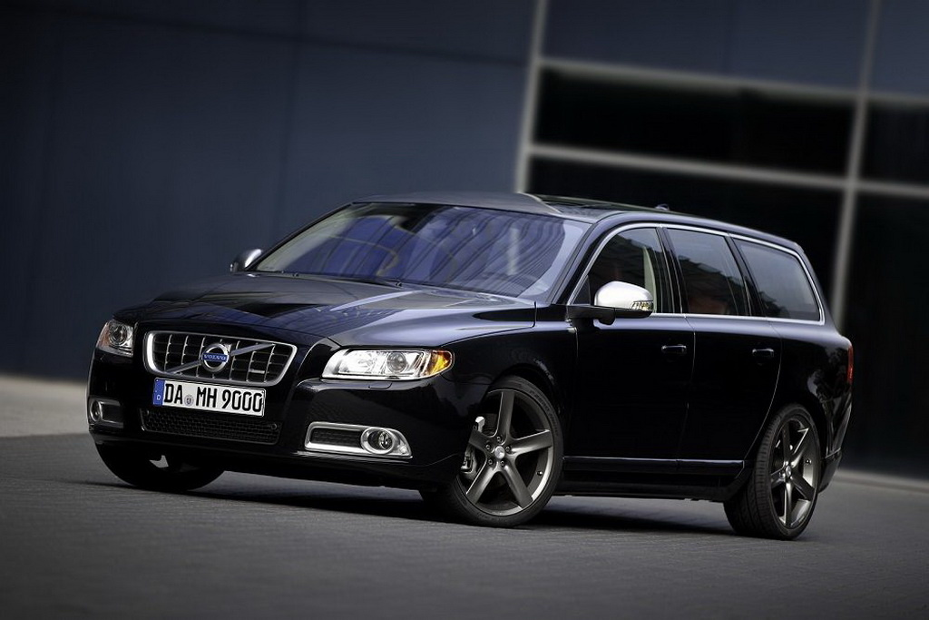 Volvo V70 T6 AWD R-Design from Heico - autoevolution