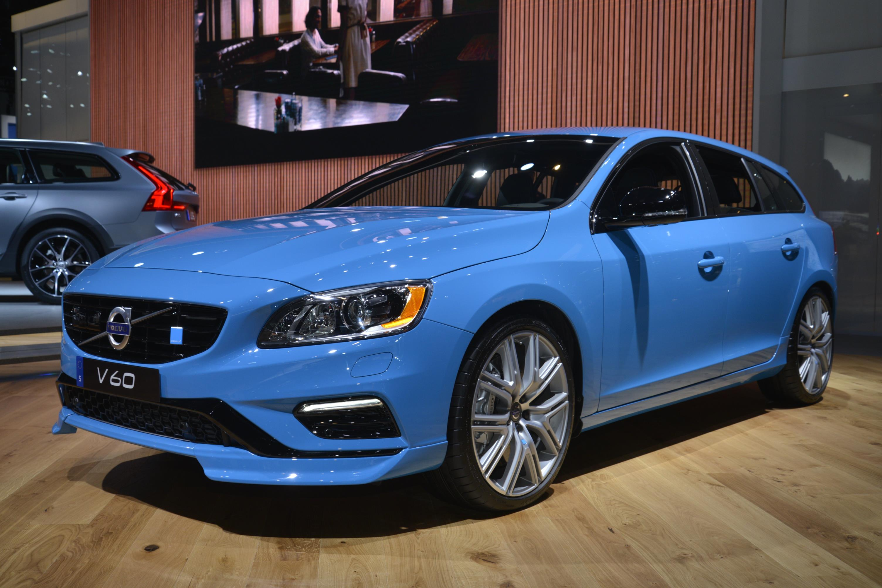 volvo v90 cross country and v60 polestar two sides of the