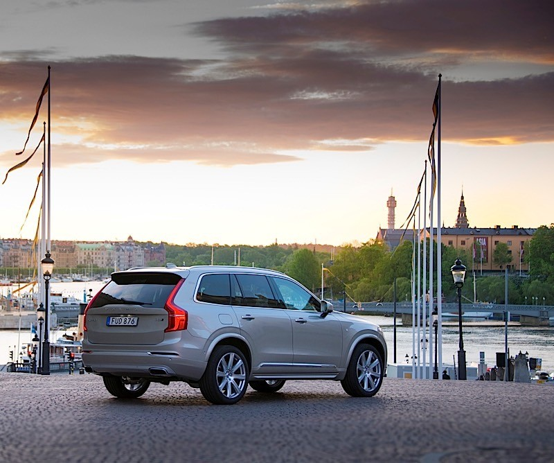 Volvo Will Offer Courtesy Cars For Sweden S Royal Wedding