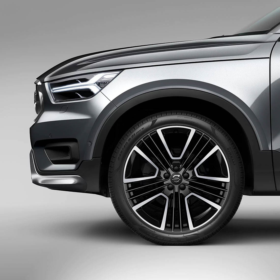 Volvo Adds Exterior Styling Kit To XC40 - autoevolution