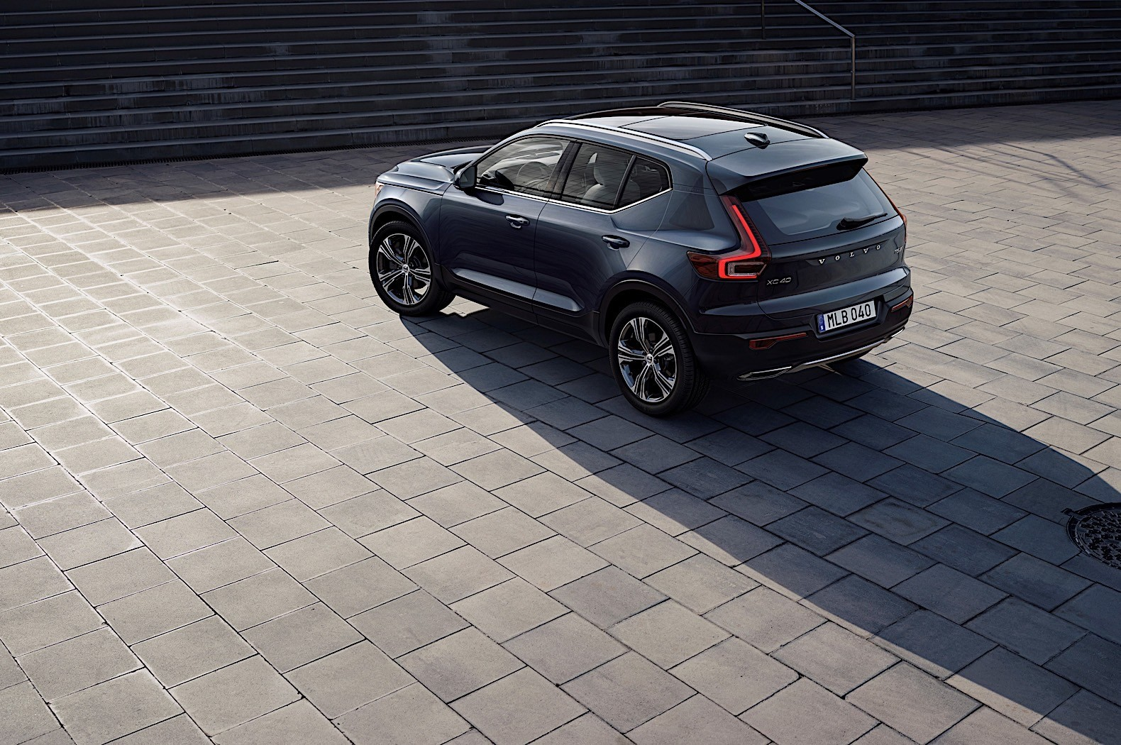 Volvo XC40 Named 2018 European Car of the Year - autoevolution