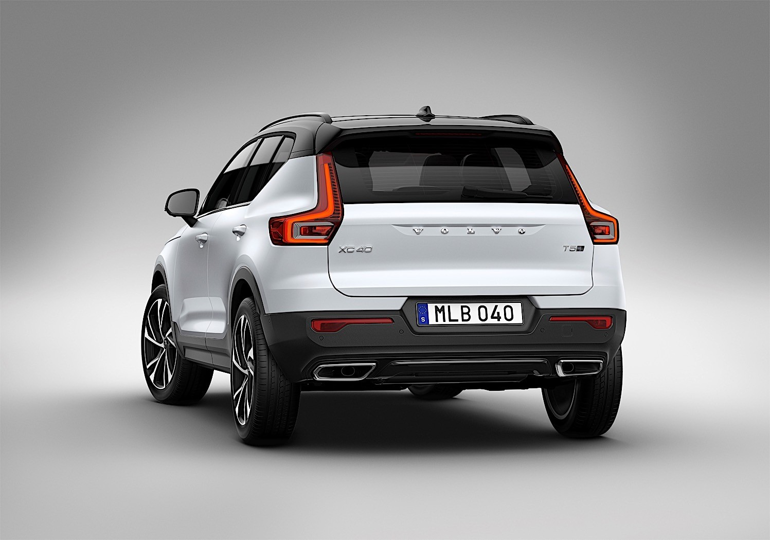 volvo xc40 named 2018 european car of the year autoevolution. Black Bedroom Furniture Sets. Home Design Ideas
