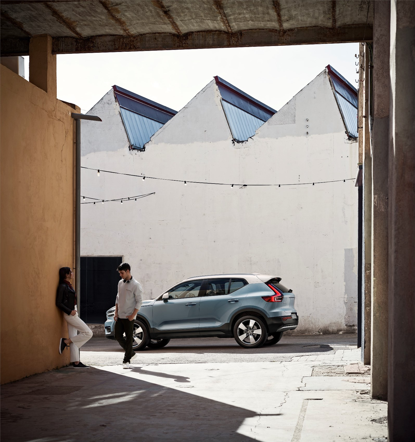 Volvo XC40 Starts Production, T5 Twin Engine PHEV And EV