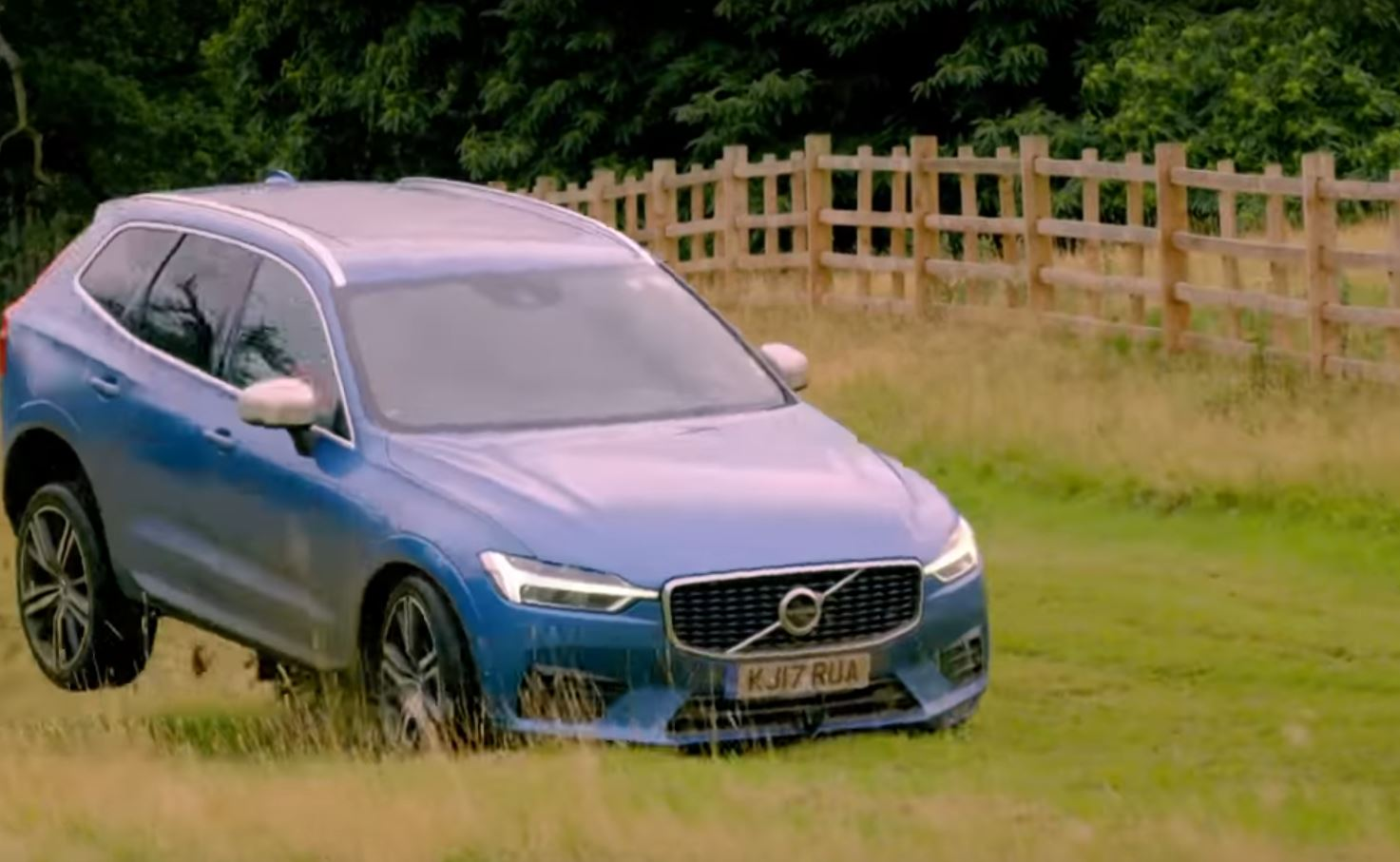 Volvo Xc60 And Alfa Romeo Star In Insane Top Gear Off Road Race