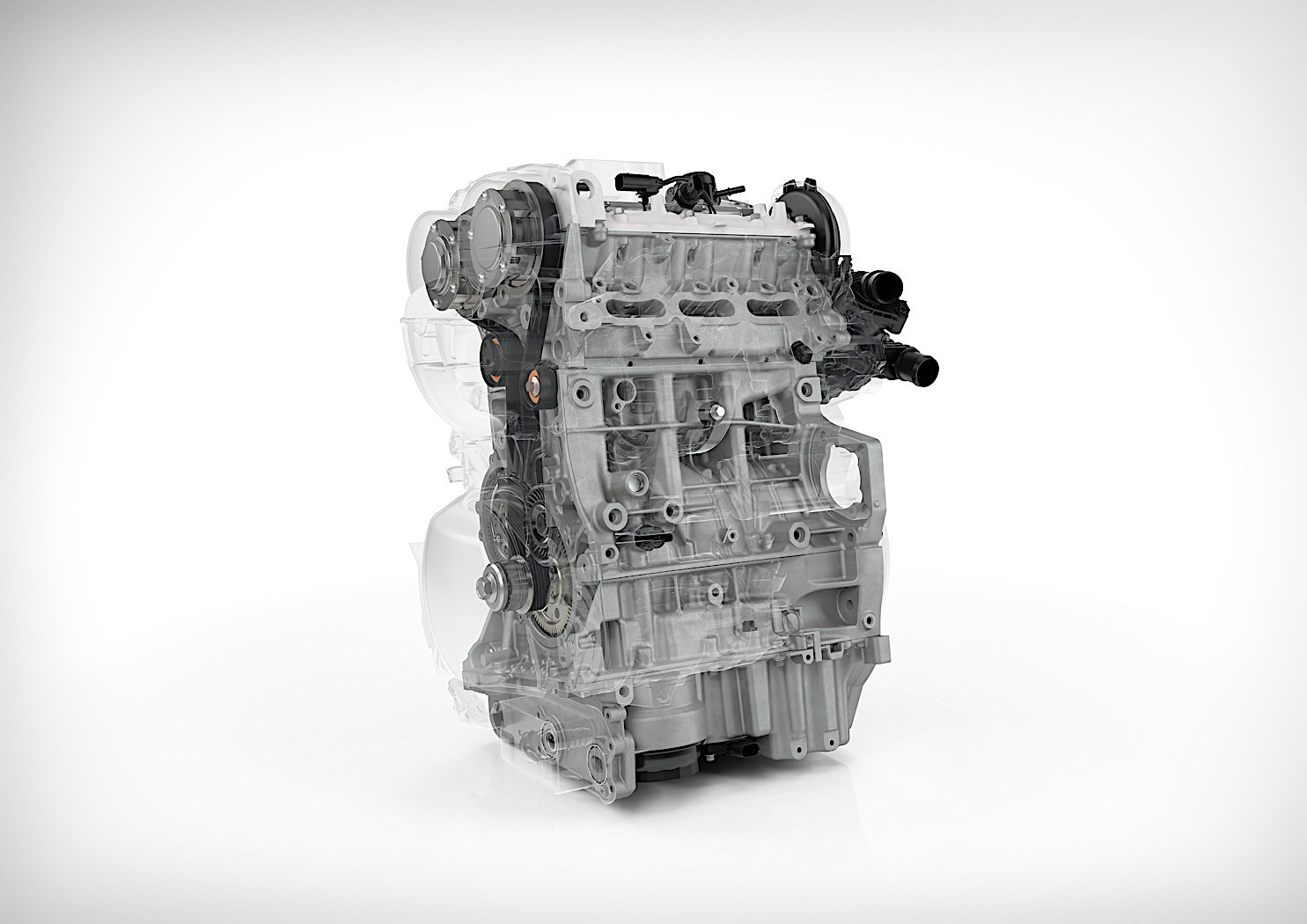 Volvo debuts all-new three-cylinder engine for XC40