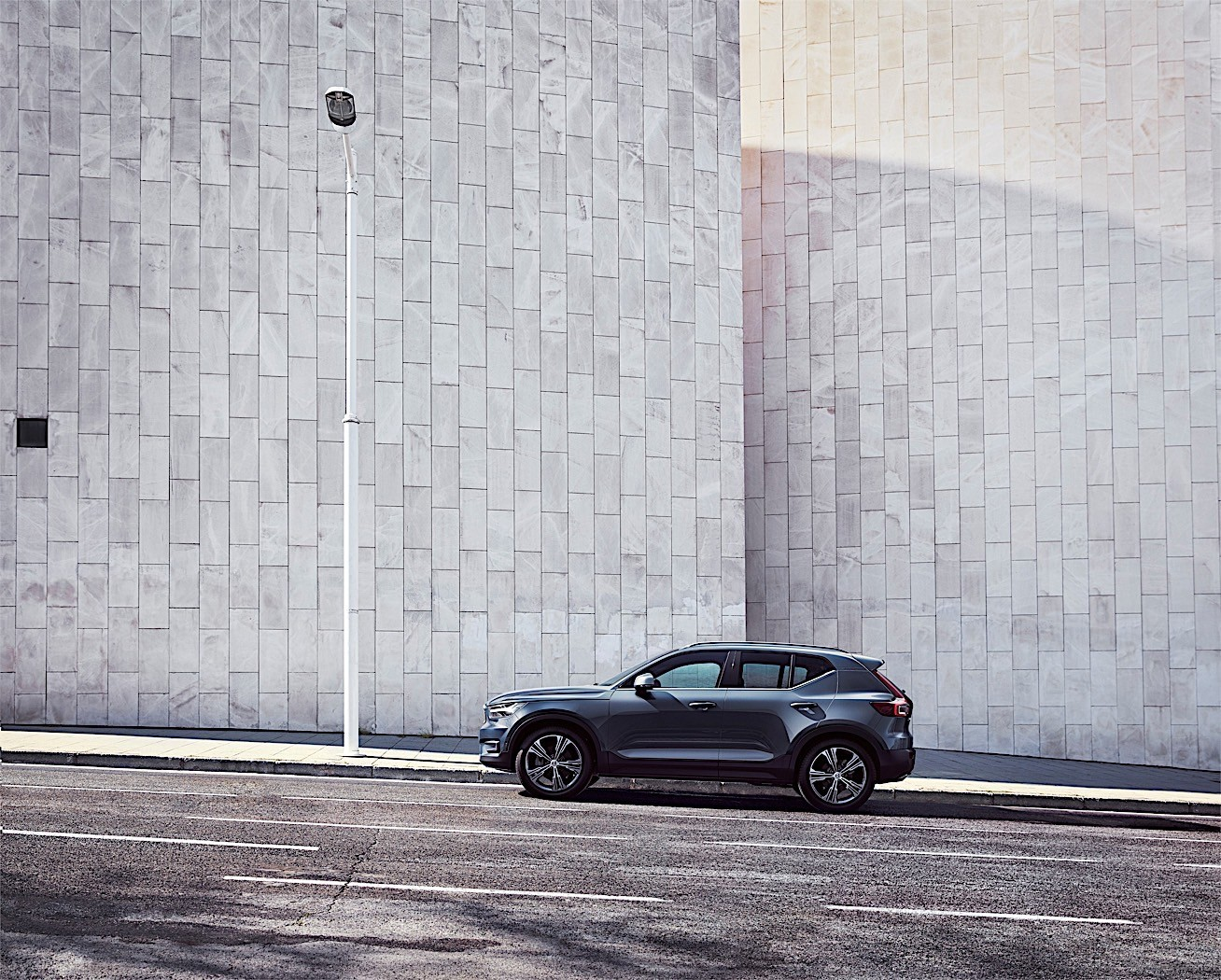 Volvo Cars debuts three-cylinder engine in new XC40