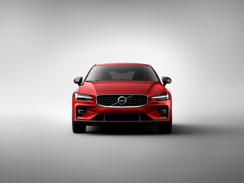 Volvo S60: Range