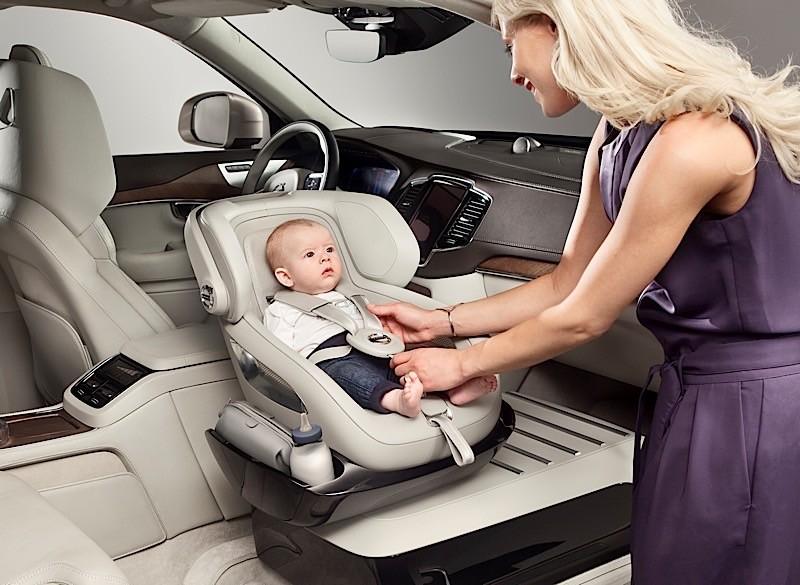 Dorel Backs New Child Seats Guidelines Autoevolution