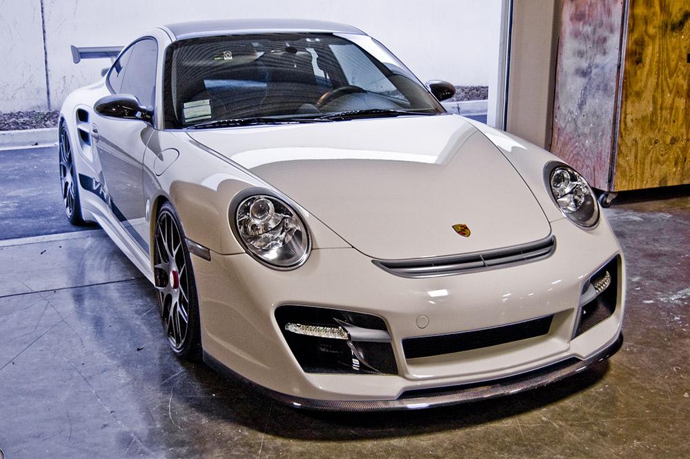 Vorsteiner Vrt Porsche 911 Turbo Kit New Photos Released