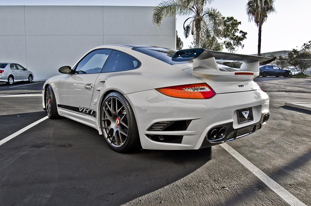 Vorsteiner Vrt Porsche 911 Turbo Kit New Photos Released Autoevolution