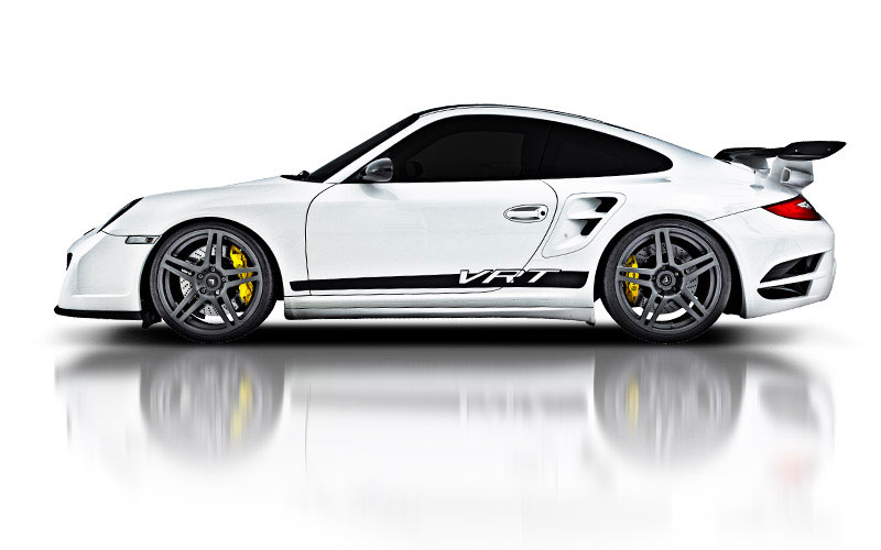 Vorsteiner Vrt Porsche 911 Turbo Unleashed Autoevolution