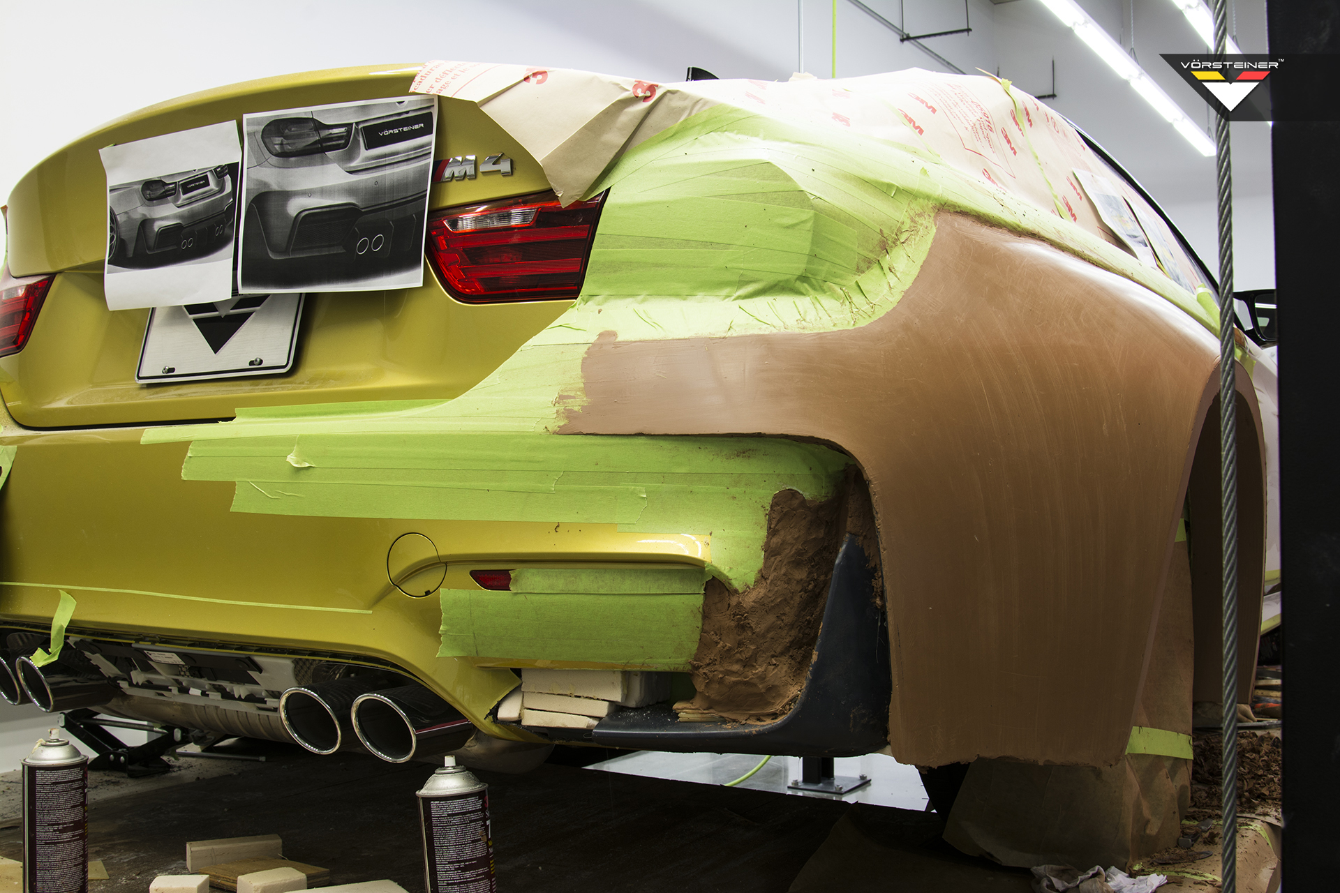 Design Your Own Car Body Kit