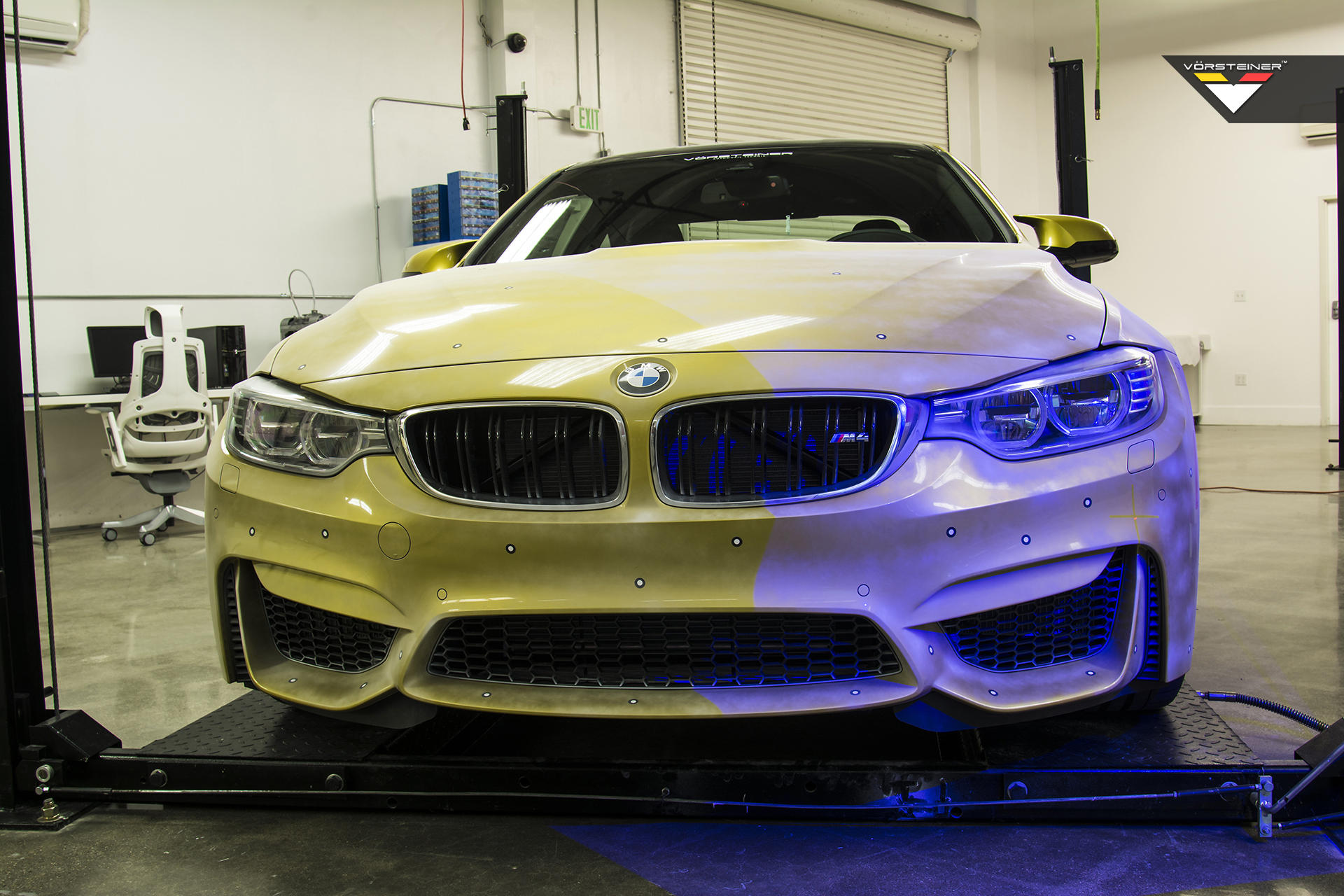 Vorsteiner Wide Body Kit For 2015 Bmw M4 Here S How It S
