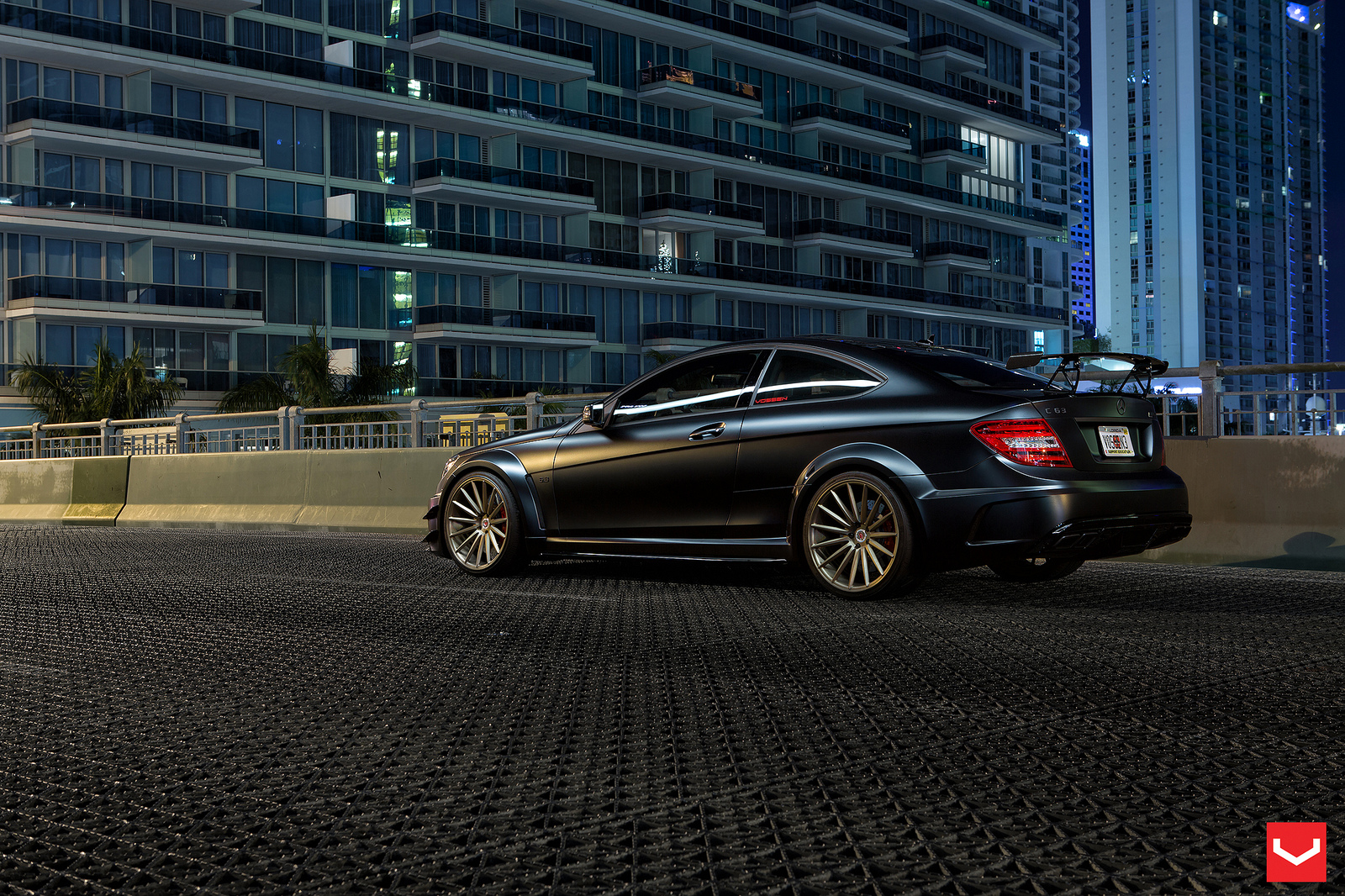 All Types amg black series wheels : Vossen's C 63 AMG Coupe Black Series is For Sale - autoevolution