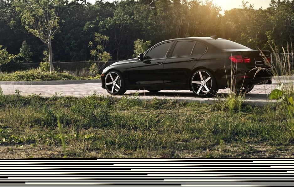 Vossen Wheels Bmw 3 Series F30 Preview Autoevolution