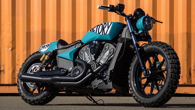 Vote Your Favorite Custom Victory Octane Win One