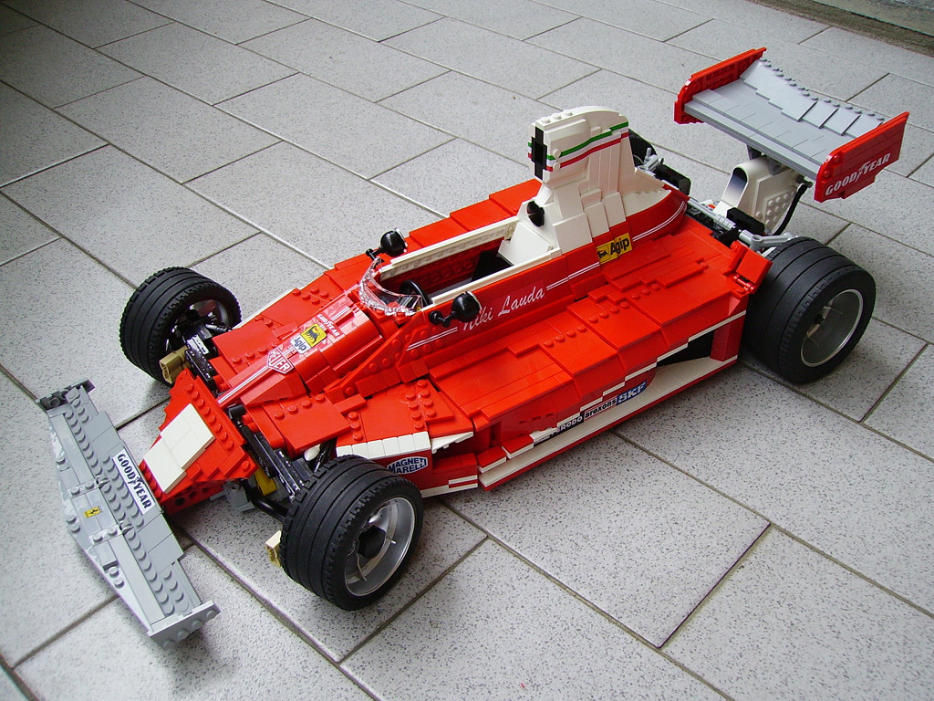 vote your favorite f1 car kit and lego will build it for you autoevolution. Black Bedroom Furniture Sets. Home Design Ideas