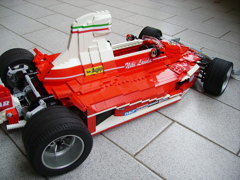 Ferrari f1 kit