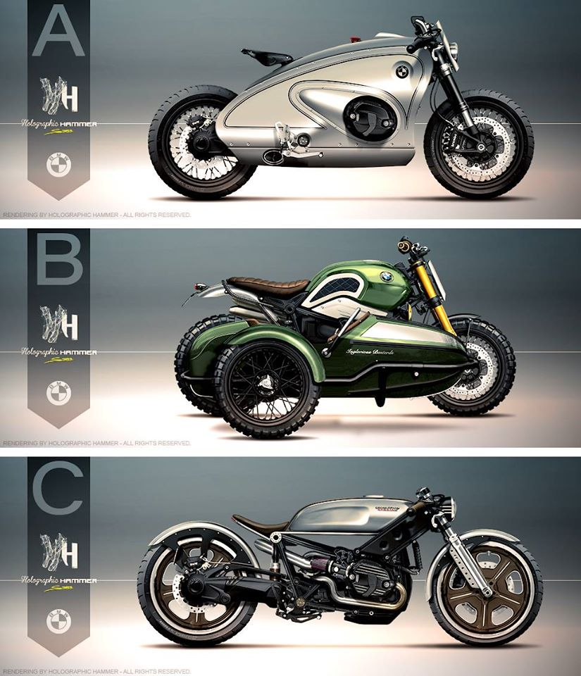 voting open for the best custom bmw r ninet in france choose which one gets built autoevolution. Black Bedroom Furniture Sets. Home Design Ideas