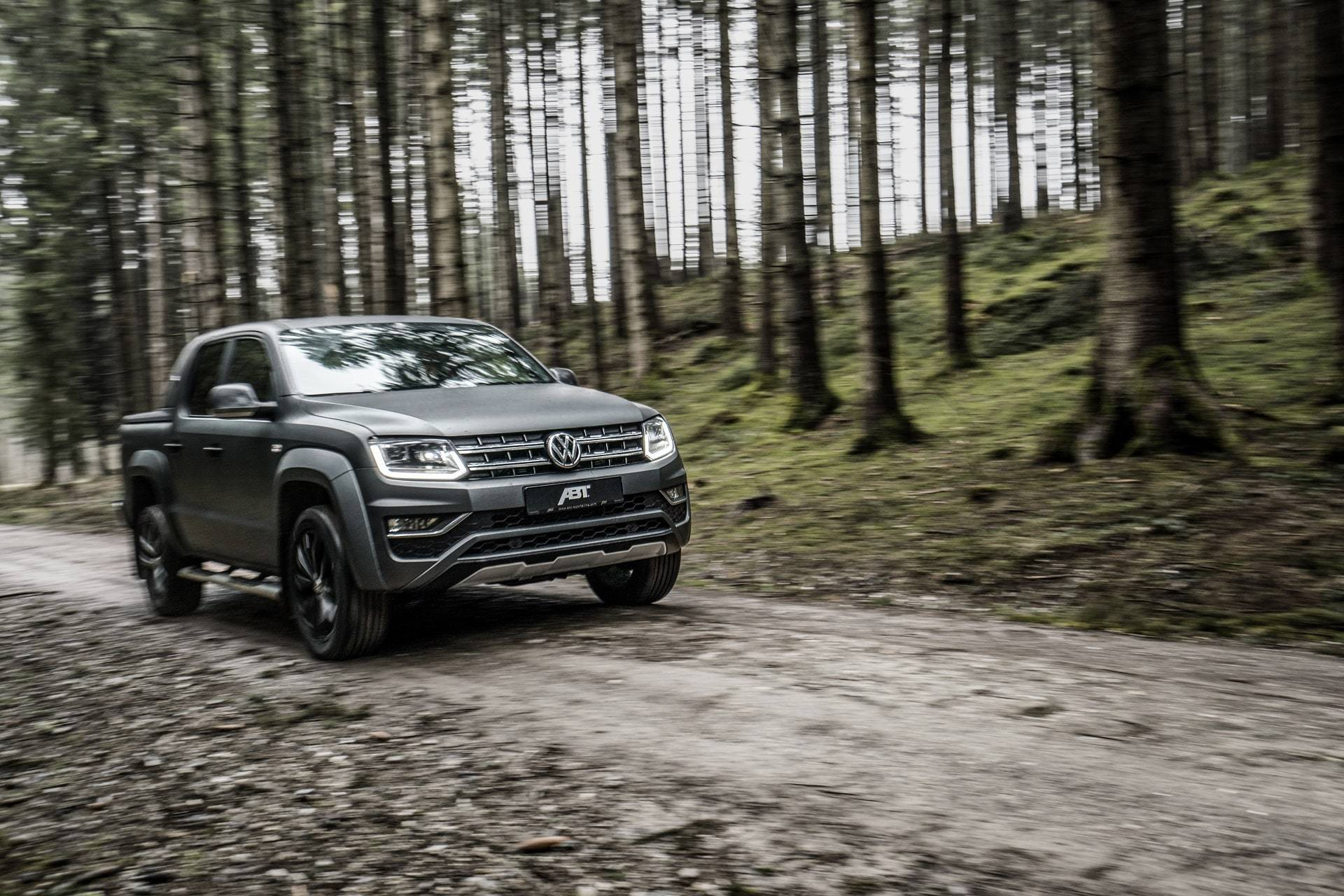 Volkswagen Amarok Edition Launched in the UK - autoevolution