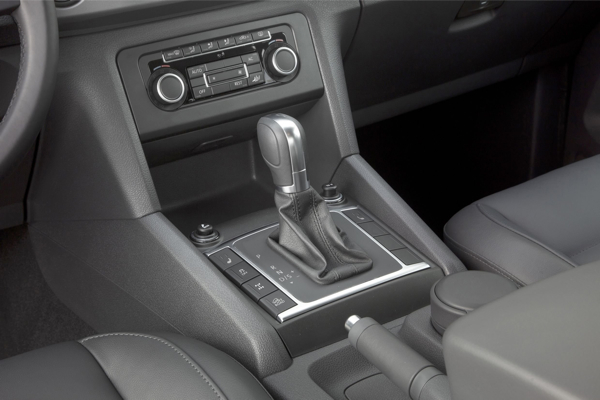 VW Amarok Gets 8-Speed Automatic Gearbox - autoevolution
