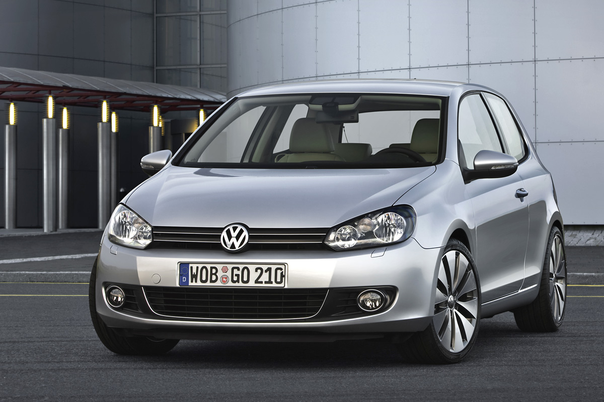 vw announces golf 6 prices autoevolution. Black Bedroom Furniture Sets. Home Design Ideas