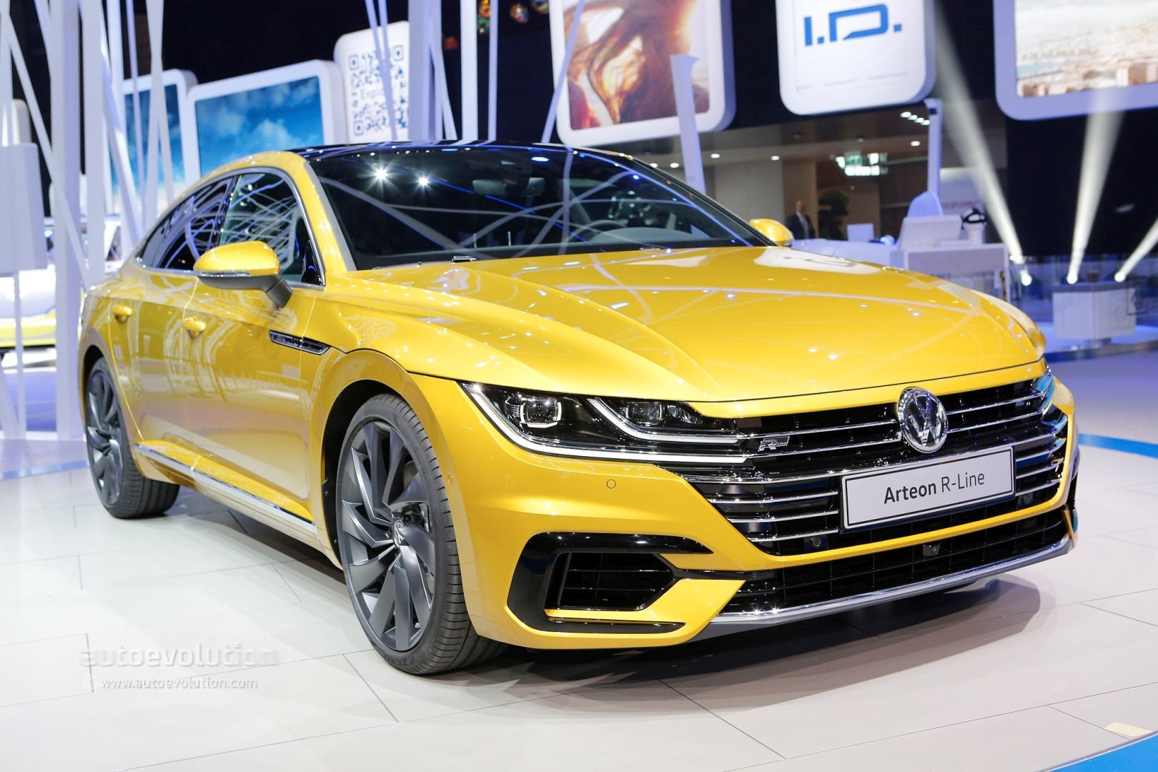 vw arteon configurator launched in germany available with 240 and 280 hp autoevolution. Black Bedroom Furniture Sets. Home Design Ideas