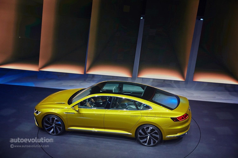 VW Arteon Shooting Brake Rendering Shows Everything That's ...
