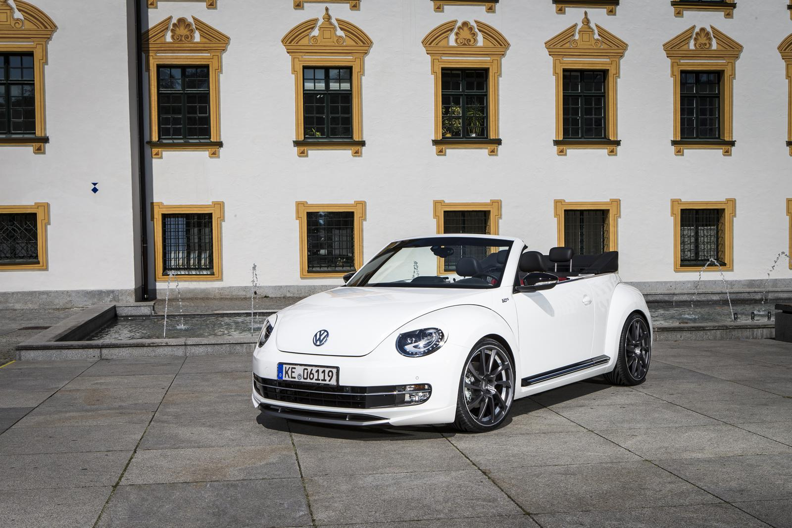 VW Beetle Cabrio Tuned to 260 HP by ABT - autoevolution
