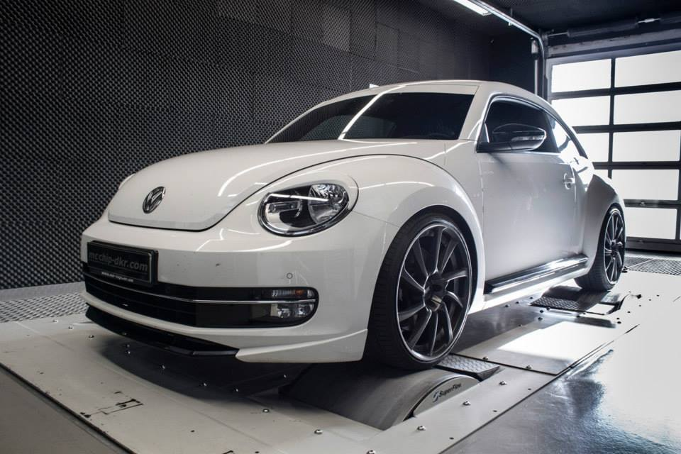 VW Beetle Gets 256 HP Performance Upgrade from Mcchip-DKR ...