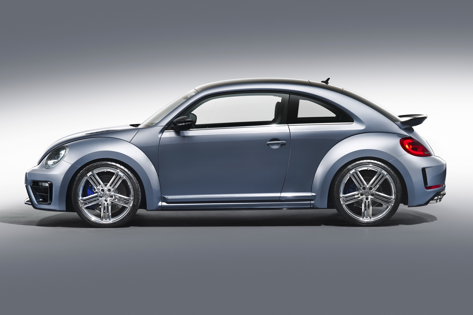VW Beetle R Concept Shows Up in Los Angeles for US Debut