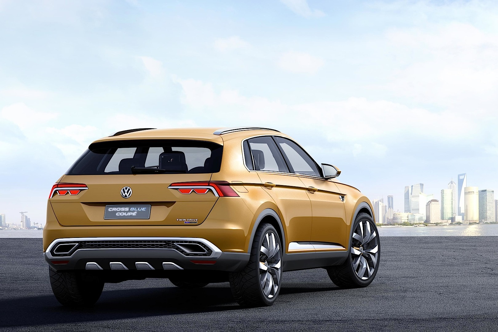 VW Says Its 7-Seat Crossover SUV Will Be the Segment Benchmark - autoevolution