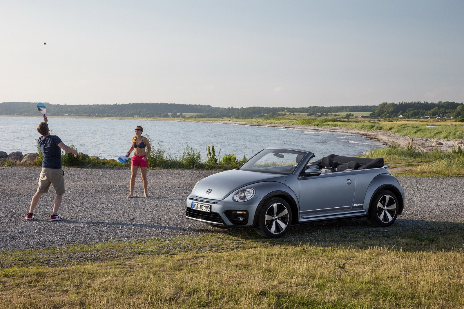 VW Beetle Dune Concept ing to Detroit autoevolution