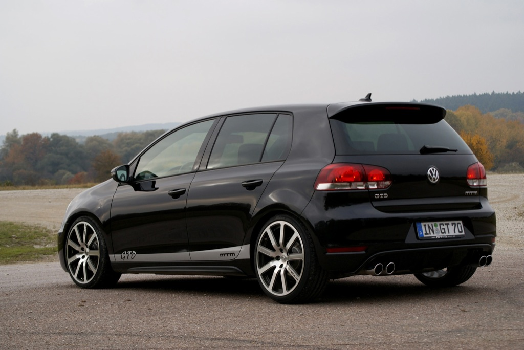 Vw Golf 6 Gtd Tweaked By Mtm Autoevolution