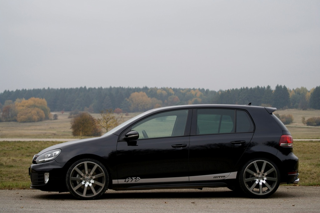 vw golf 6 gtd tweaked by mtm autoevolution. Black Bedroom Furniture Sets. Home Design Ideas