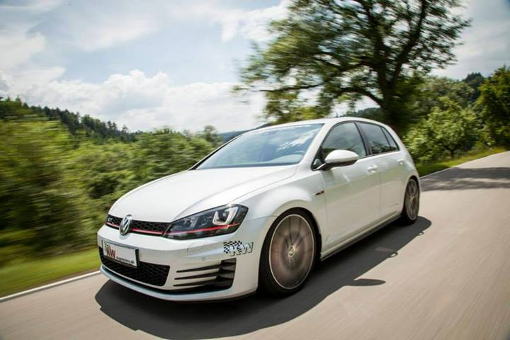 vw golf 7 gti gets kw suspension autoevolution. Black Bedroom Furniture Sets. Home Design Ideas