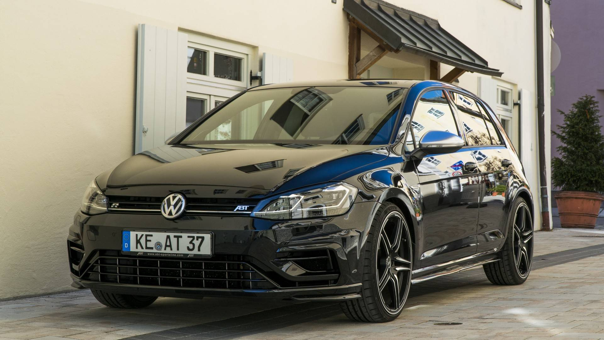 the abt golf r is the golf r400 volkswagen won t make autoevolution