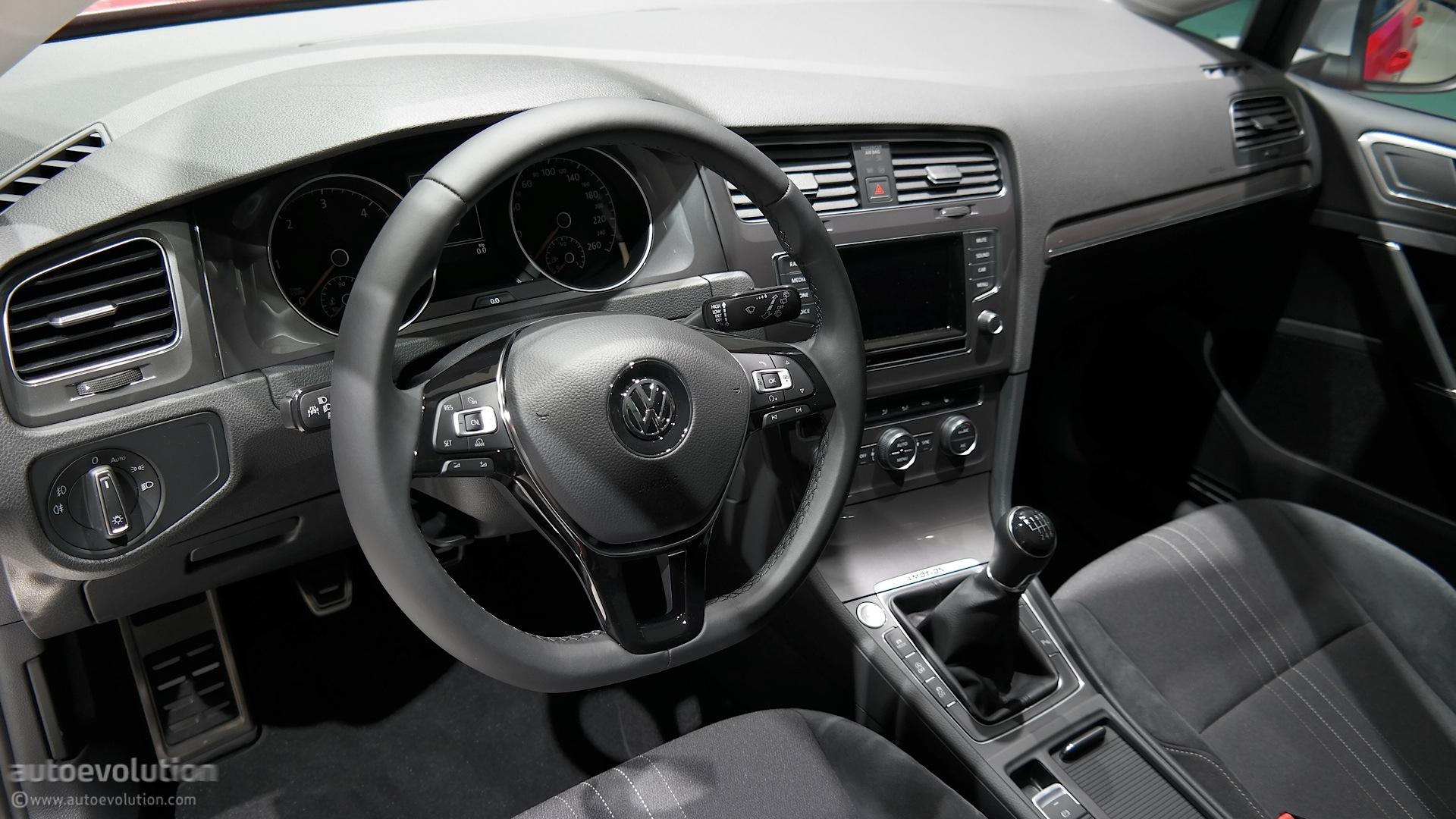 ... Volkswagen Golf Alltrack ...