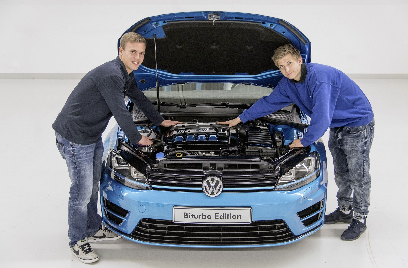 Vw Golf Variant Biturbo Is A Tdi Wet Dream At Worthersee