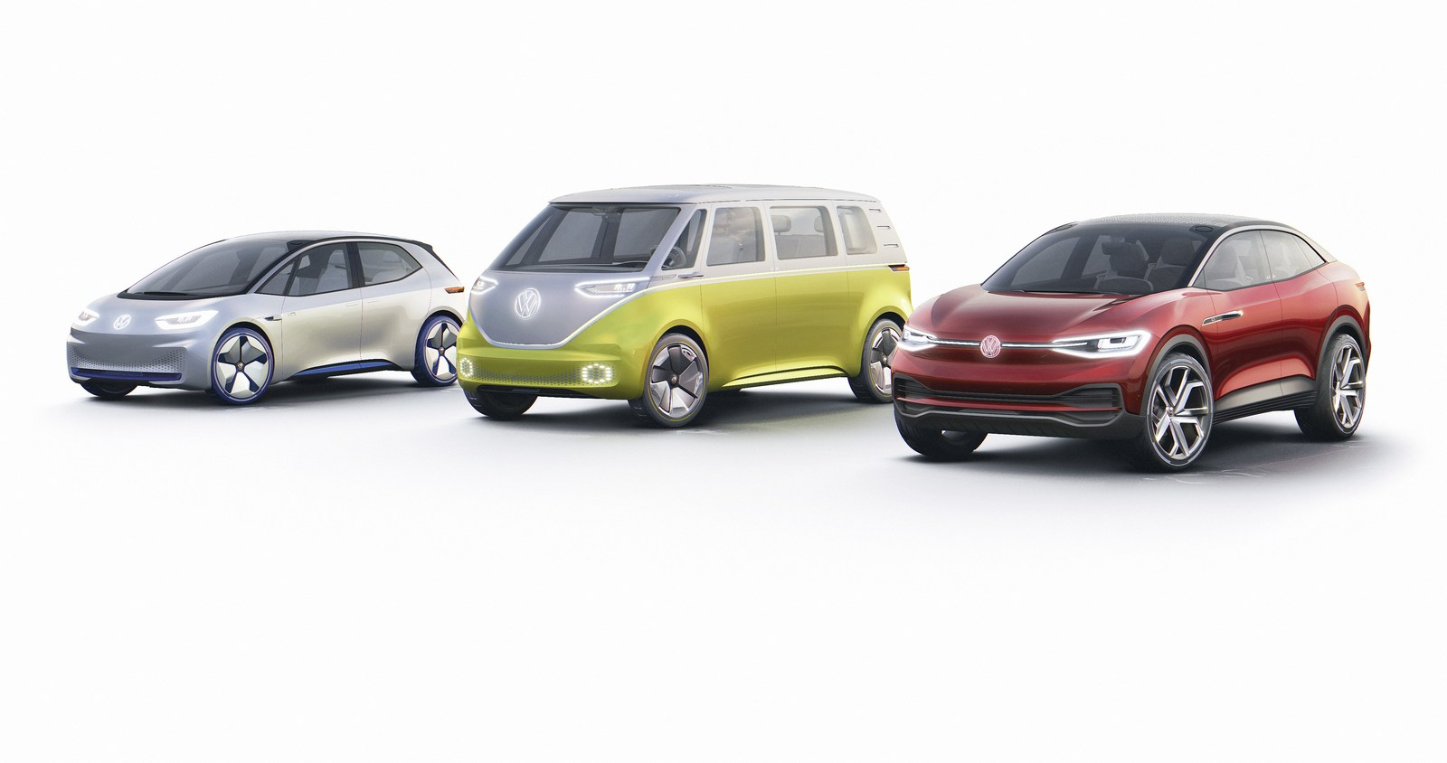 Vw I D Crozz Ii Revealed Looks Like The Best Volkswagen